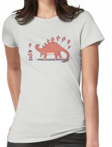 Stego-Soar Womens Fitted T-Shirt