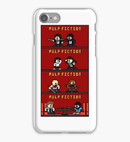 Mega Pulp Fiction iPhone Case/Skin