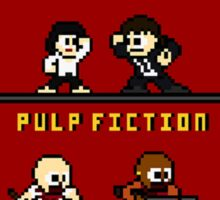 Mega Pulp Fiction Sticker