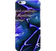 ~applique~ (snippet) iPhone Case/Skin