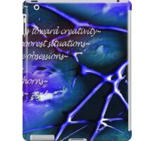 ~applique~ (snippet) iPad Case/Skin