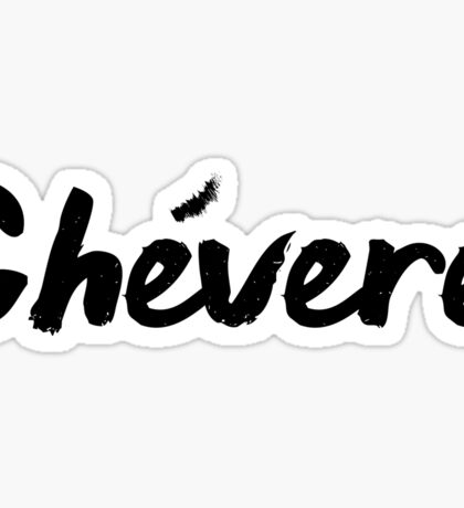 Chevere Sticker