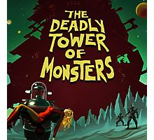 The Deadly Tower of Monsters Classic Photographic Print