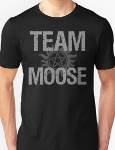 Supernatural Team Moose T-Shirt