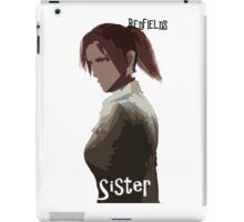 The Redfields-Sister iPad Case/Skin