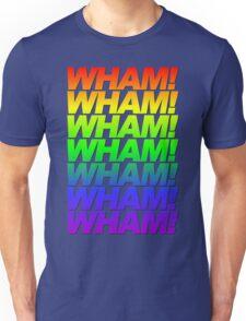 Wham Wham Rainbow Unisex T-Shirt