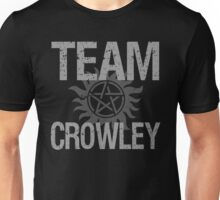 Supernatural Team Crowley Unisex T-Shirt