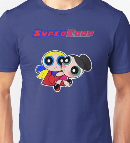 Super(puff)Corp  Unisex T-Shirt