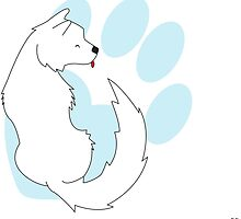 Rudy: Samoyed Love by DragonroseWorks