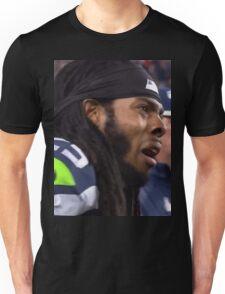 Sad Richard Sherman Unisex T-Shirt
