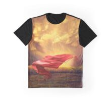 Red Shawl II Graphic T-Shirt