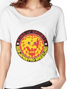 NJPW Women's Relaxed Fit T-Shirt