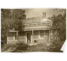 The Old Farm House.....  Poster