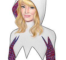Gwen Stacy- Spider-Woman by Matt  Simas