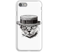 The Most Interesting Cat In The Hat iPhone Case/Skin