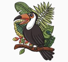 The Smile Toucan T-Shirt