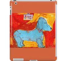 Sweet Thing iPad Case/Skin