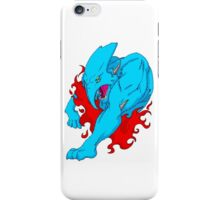 Blue Saber iPhone Case/Skin