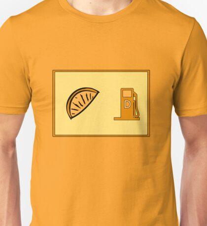Sour Diesel Design (No Text) Unisex T-Shirt