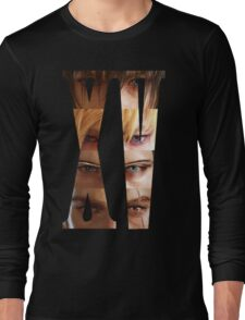 Final Fantasy XV Squad Long Sleeve T-Shirt