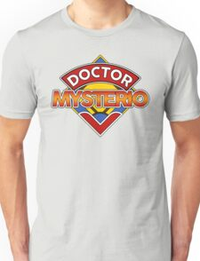 DOCTOR WHO - MYSTERIO Unisex T-Shirt