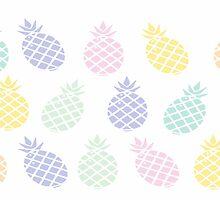 Pineapple  by galeriebavard