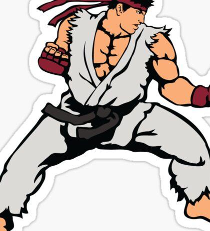 Ryu SFV Sticker