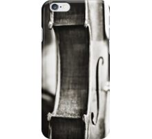 Old Violin iPhone Case/Skin