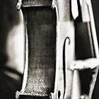 Old Violin by Kadwell