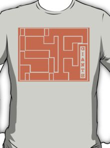 SF GIANTS 8BIT T-Shirt