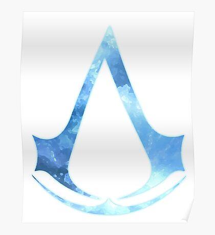 Assassins Creed moon Poster