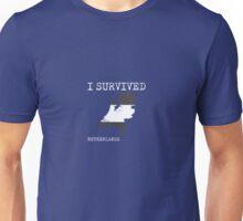 I Survived Netherlands Unisex T-Shirt
