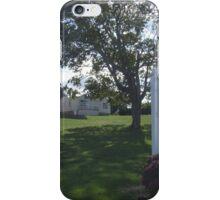 Watch Hill  Court, WH, RI 3 iPhone Case/Skin