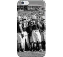 Yale University Football iPhone Case/Skin