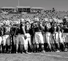 Yale University Football by Tom Piorkowski