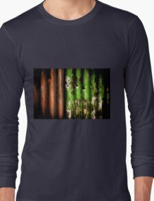 Rusty Fence Long Sleeve T-Shirt