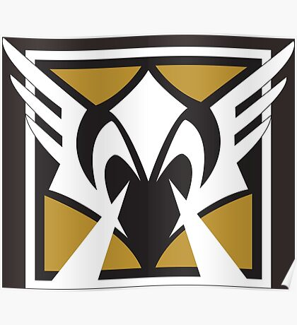 Valkyrie Operator Icon Poster