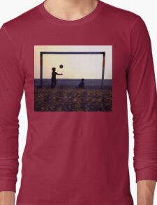 Brazilian kids Long Sleeve T-Shirt