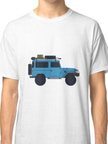 Toyota land Cruiser FJ40  Classic T-Shirt
