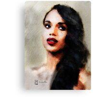 Kerry Canvas Print