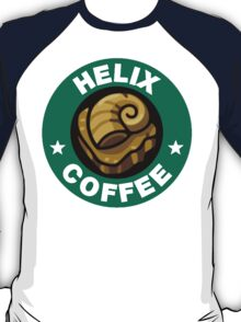 Helix Coffee ~ Color T-Shirt