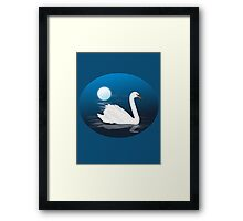 MIDNIGHT SOLITUDE..... Framed Print