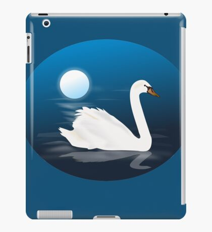 MIDNIGHT SOLITUDE..... iPad Case/Skin