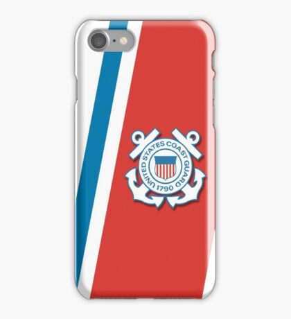 United States Coast Guard - Semper Paratus iPhone Case/Skin