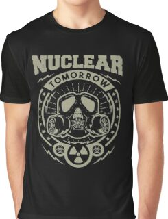 Nuclear Tomorrow Graphic T-Shirt