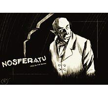 Nosferatu, eine Symphonie des Grauens Photographic Print