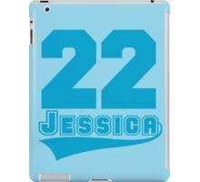 Jessica - 22 iPad Case/Skin