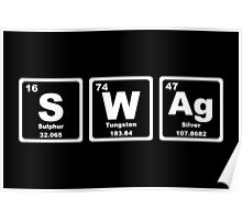 Swag - Periodic Table Poster