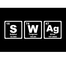 Swag - Periodic Table Photographic Print