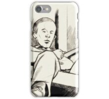 Deliverance- duelling banjos iPhone Case/Skin